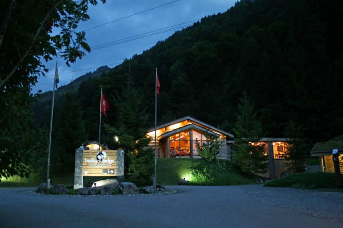Hüttenhotel Husky-Lodge Muotathal